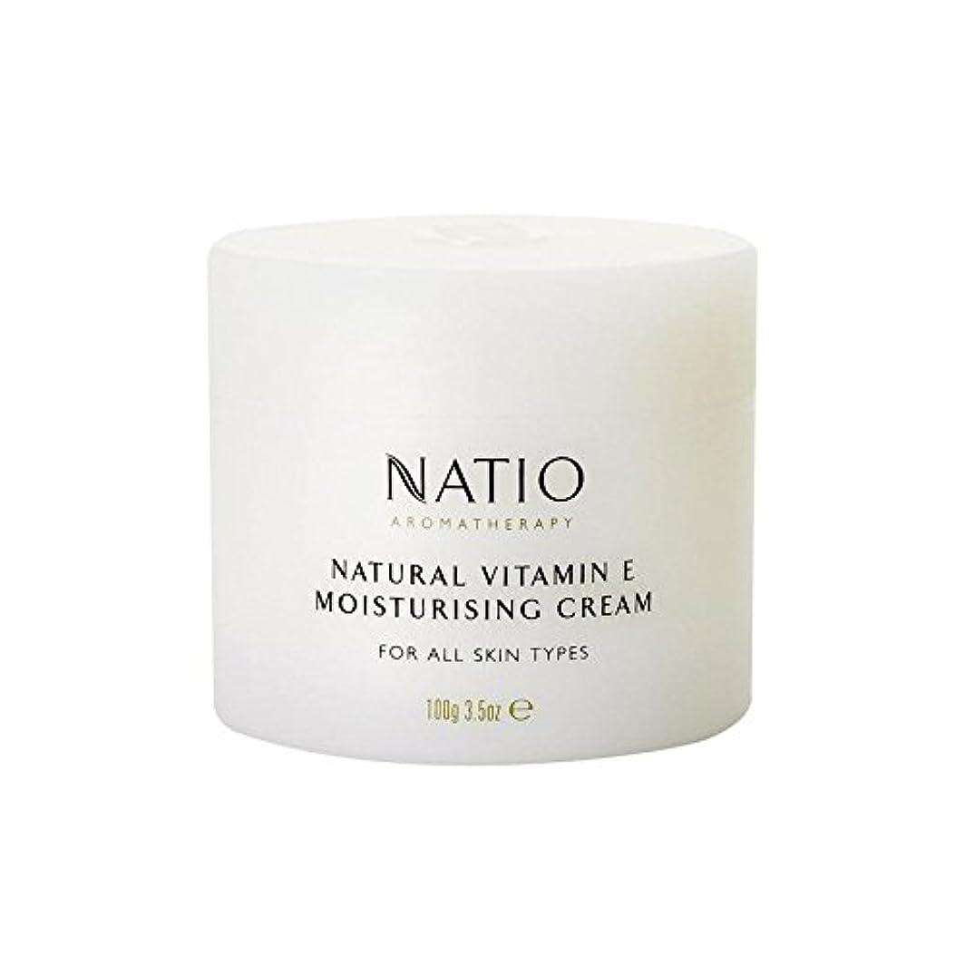 に勝る医療過誤粒[Natio] Natio天然ビタミンEの保湿クリーム(100グラム) - Natio Natural Vitamin E Moisturising Cream (100G) [並行輸入品]