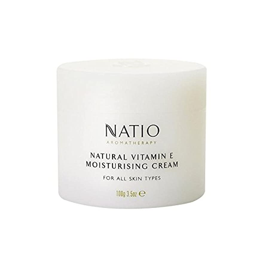 [Natio] Natio天然ビタミンEの保湿クリーム(100グラム) - Natio Natural Vitamin E Moisturising Cream (100G) [並行輸入品]