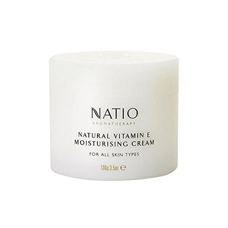 ツーリストのハイランド[Natio] Natio天然ビタミンEの保湿クリーム(100グラム) - Natio Natural Vitamin E Moisturising Cream (100G) [並行輸入品]