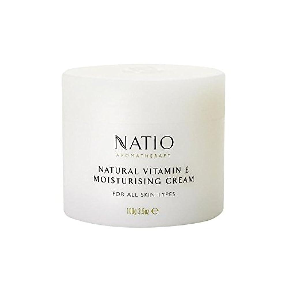 作り上げる危険な危険な[Natio] Natio天然ビタミンEの保湿クリーム(100グラム) - Natio Natural Vitamin E Moisturising Cream (100G) [並行輸入品]