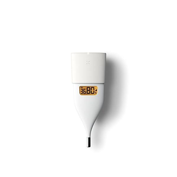 オムロン 婦人用電子体温計 ホワイトの商品画像