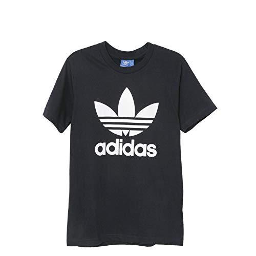 (アディダス) adidas Tシャツ ロゴ トレフォイル TREFOIL TEE BQ7940 NAVY ネイビー メンズ M [並行輸入品]