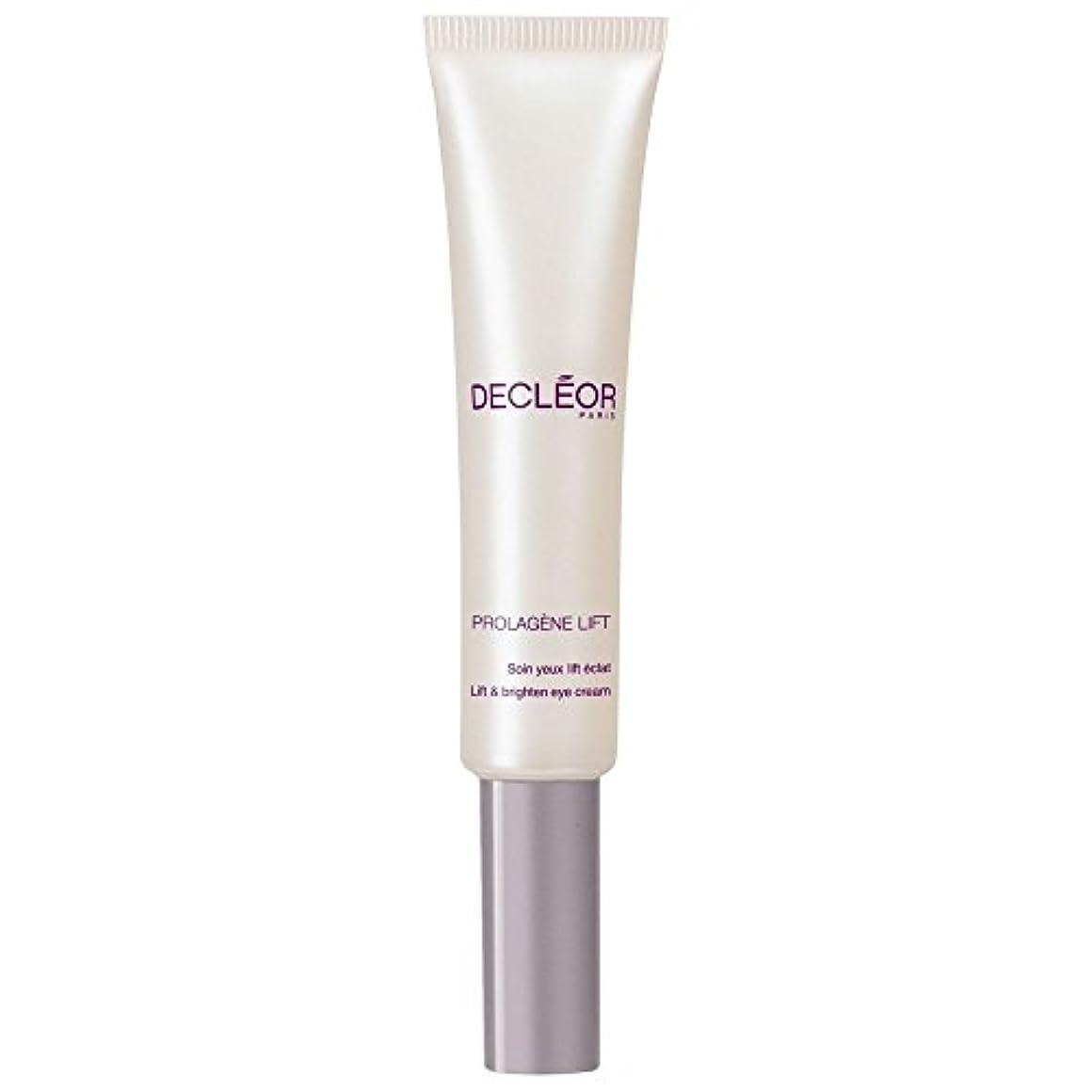 応答治世比較[Decl?or] デクレオールProlageneリフト - リフト&アイクリームを明るく - Decl?or Prolagene Lift - Lift & Brighten Eye Cream [並行輸入品]