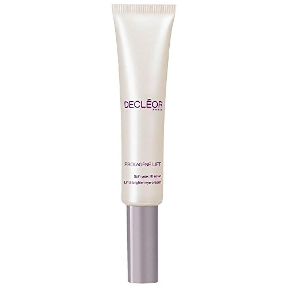 寛容報酬の合金[Decl?or] デクレオールProlageneリフト - リフト&アイクリームを明るく - Decl?or Prolagene Lift - Lift & Brighten Eye Cream [並行輸入品]