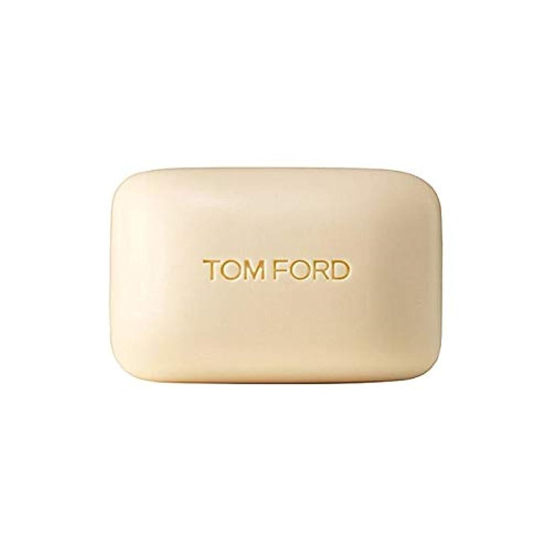 外国人フェンスシニス[Tom Ford] トムフォードジャスミンルージュソープバー150グラム - Tom Ford Jasmin Rouge Soap Bar 150G [並行輸入品]