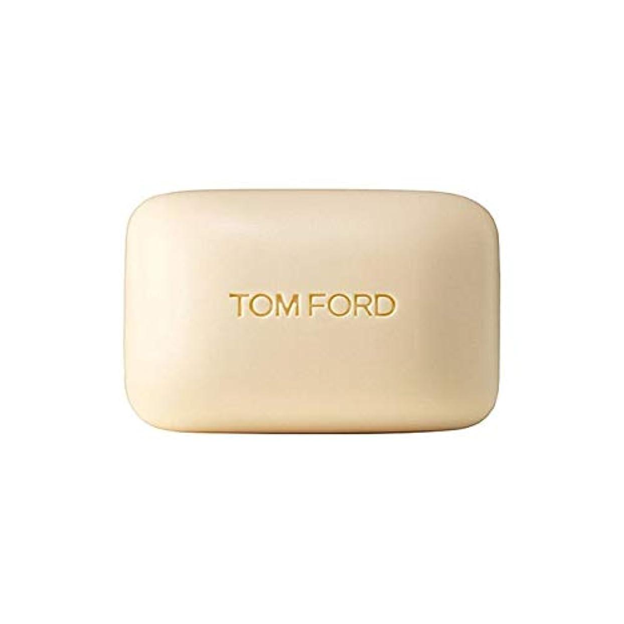 暖かく日帰り旅行に脅迫[Tom Ford] トムフォードジャスミンルージュソープバー150グラム - Tom Ford Jasmin Rouge Soap Bar 150G [並行輸入品]