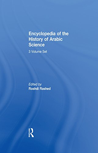Encyclopedia of the History of Arabic Science (English Edition)