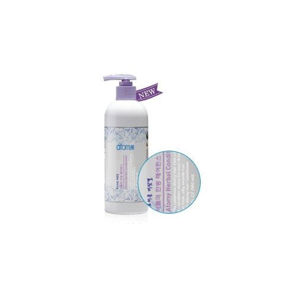 遺跡海上服を洗うAtomy Herbal Hair Conditioner