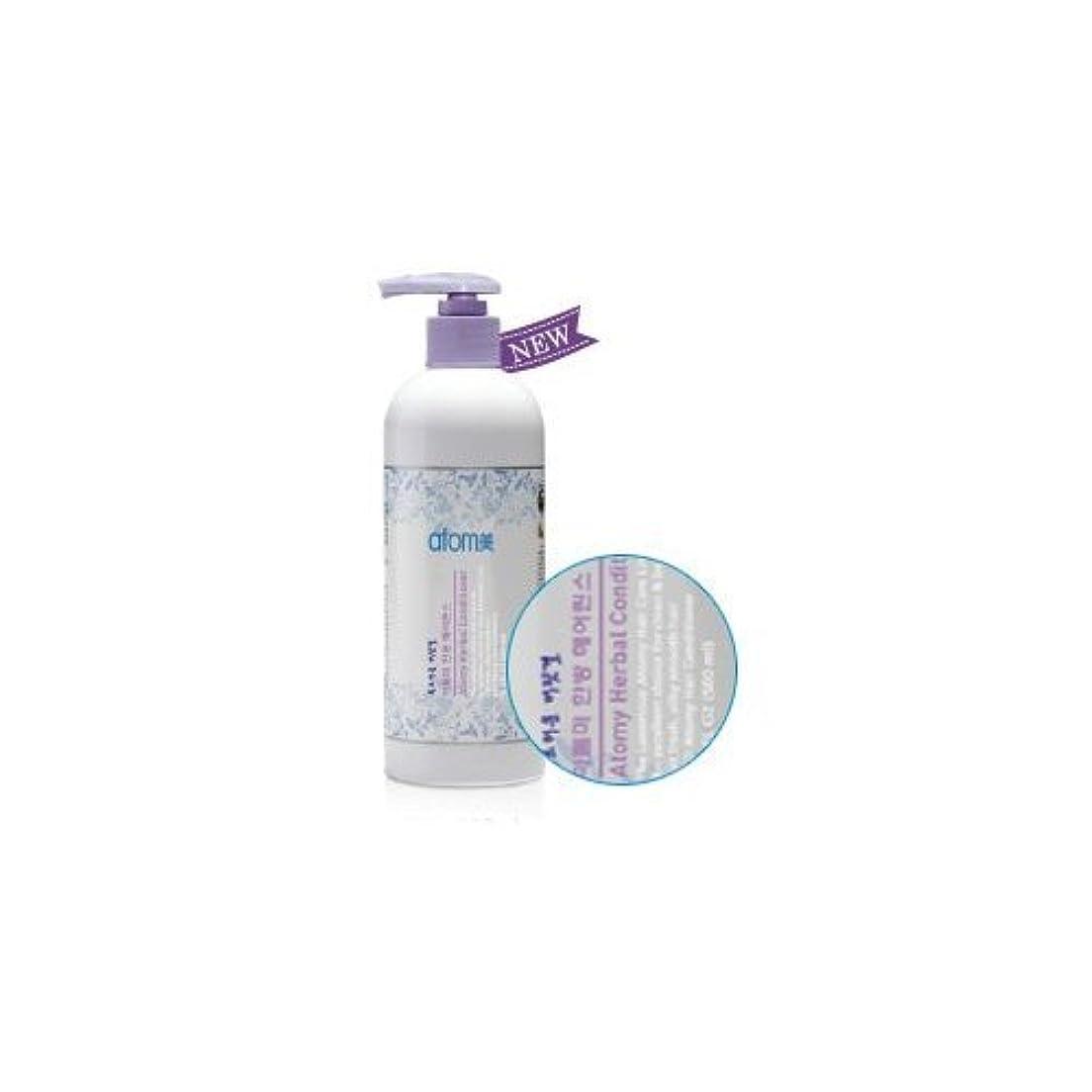 ベース病なアイスクリームAtomy Herbal Hair Conditioner