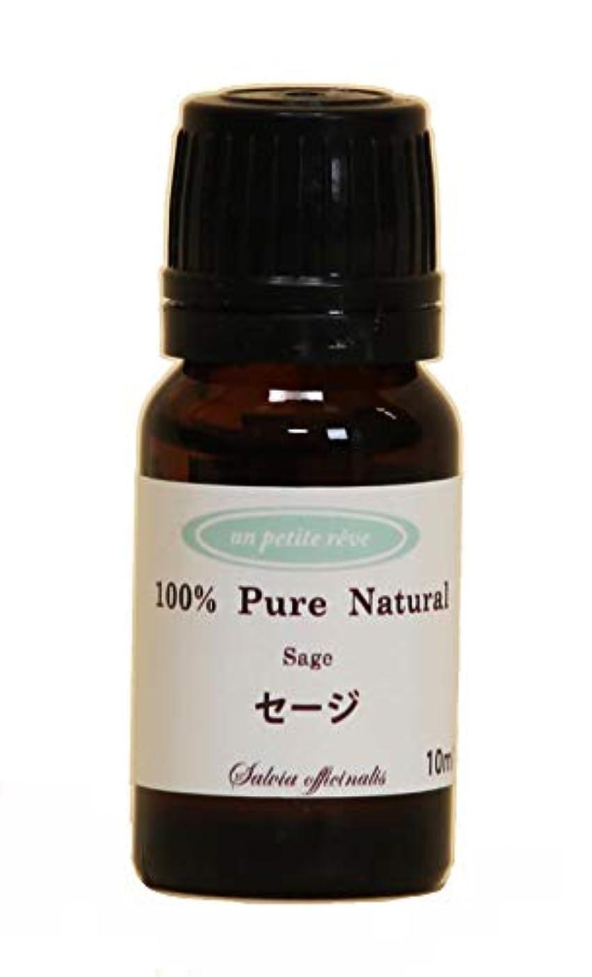 血色の良い羊飼い賢いセージ 10ml 100%天然アロマエッセンシャルオイル(精油)