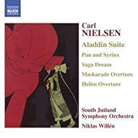 Nielsen: Aladdin Suite / Cupid and the Poet / Saga Dream / Helios / Maskarade / Pan and Syrinx (2005-08-16)