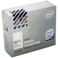 インテル Intel Core 2 Duo T7500 Mobile CPU 2.2GHz 800FSB 4MB
