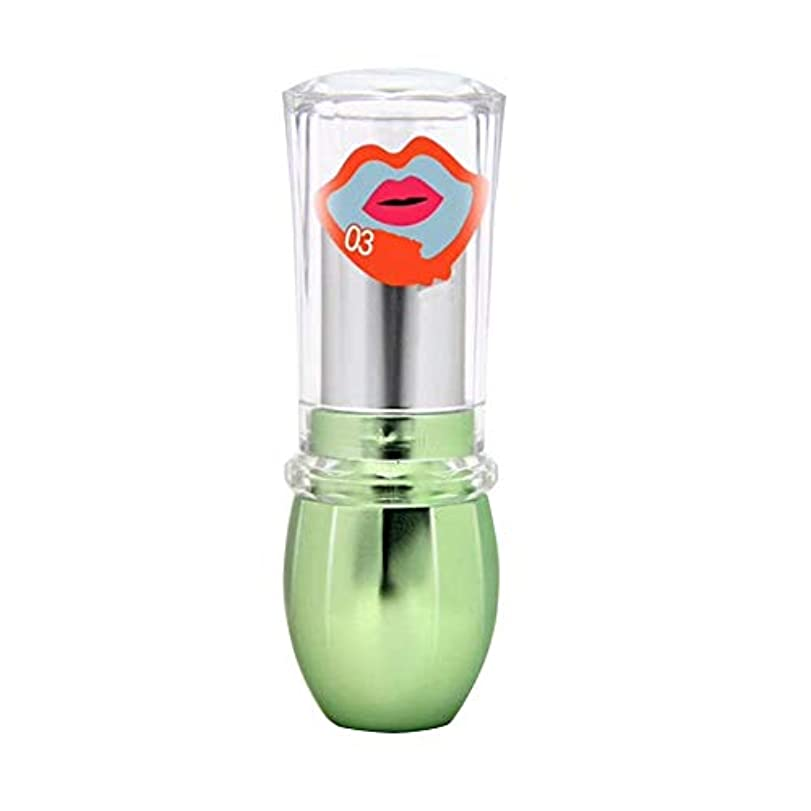 バズむさぼり食ういいね女性のファッションのアロエベラゲルゼリー防水口紅口紅の保湿リップケア、リップクリーム美容メイクアップツール
