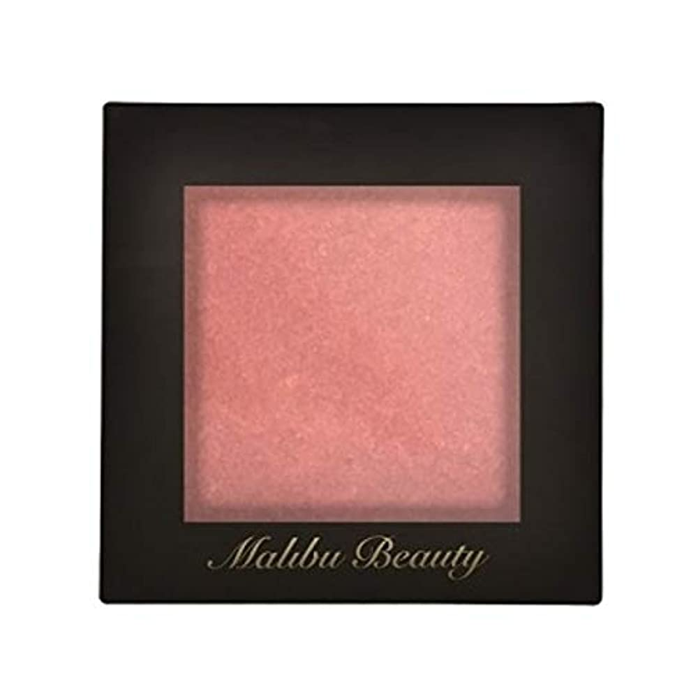 正義舗装する洗剤マリブビューティー シングルアイシャドウ ピンクコレクション シェルピンク MBPK-02 1.6g