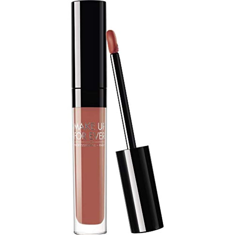 世紀上陸クレデンシャル[MAKE UP FOR EVER] これまでアーティストの液体マットリップカラー2.5ミリリットルの301を補う - さび - MAKE UP FOR EVER Artist Liquid Matte Lip Colour...