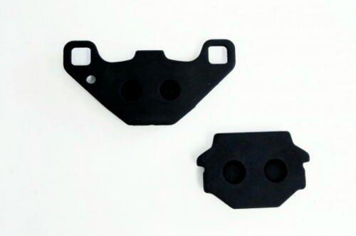 バイクパーツセンター ブレーキパッド LD309 2枚1セット ガンマRG50・GS125E(国内仕様)用 6225