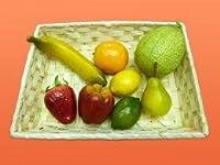 ポリウレタン製野菜・果物オブジェ テーブルインテリア フルーツセット NAC003S