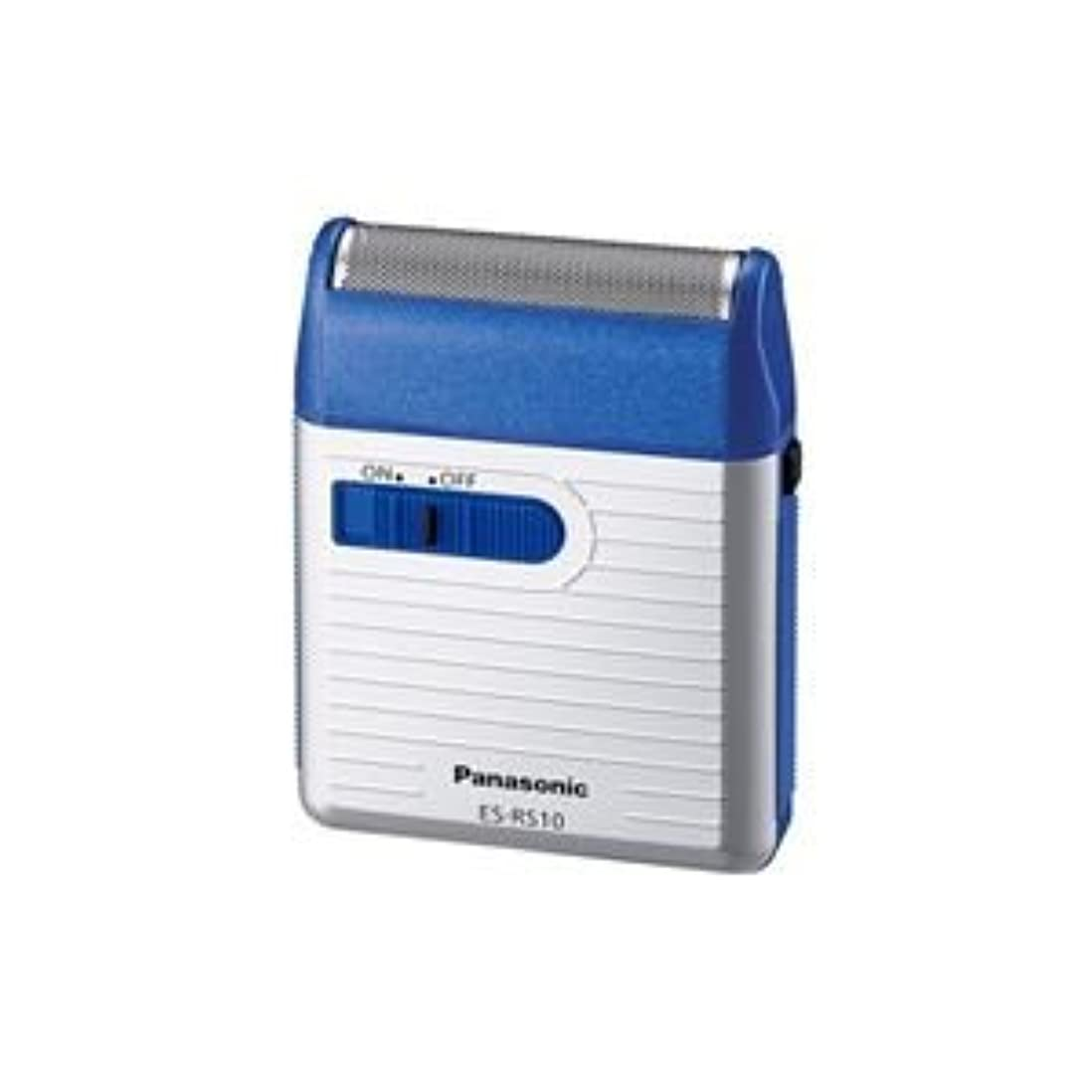 生き返らせる遷移教室Panasonic(パナソニック) メンズシェーバー ES-RS10-A 青 ds-437194