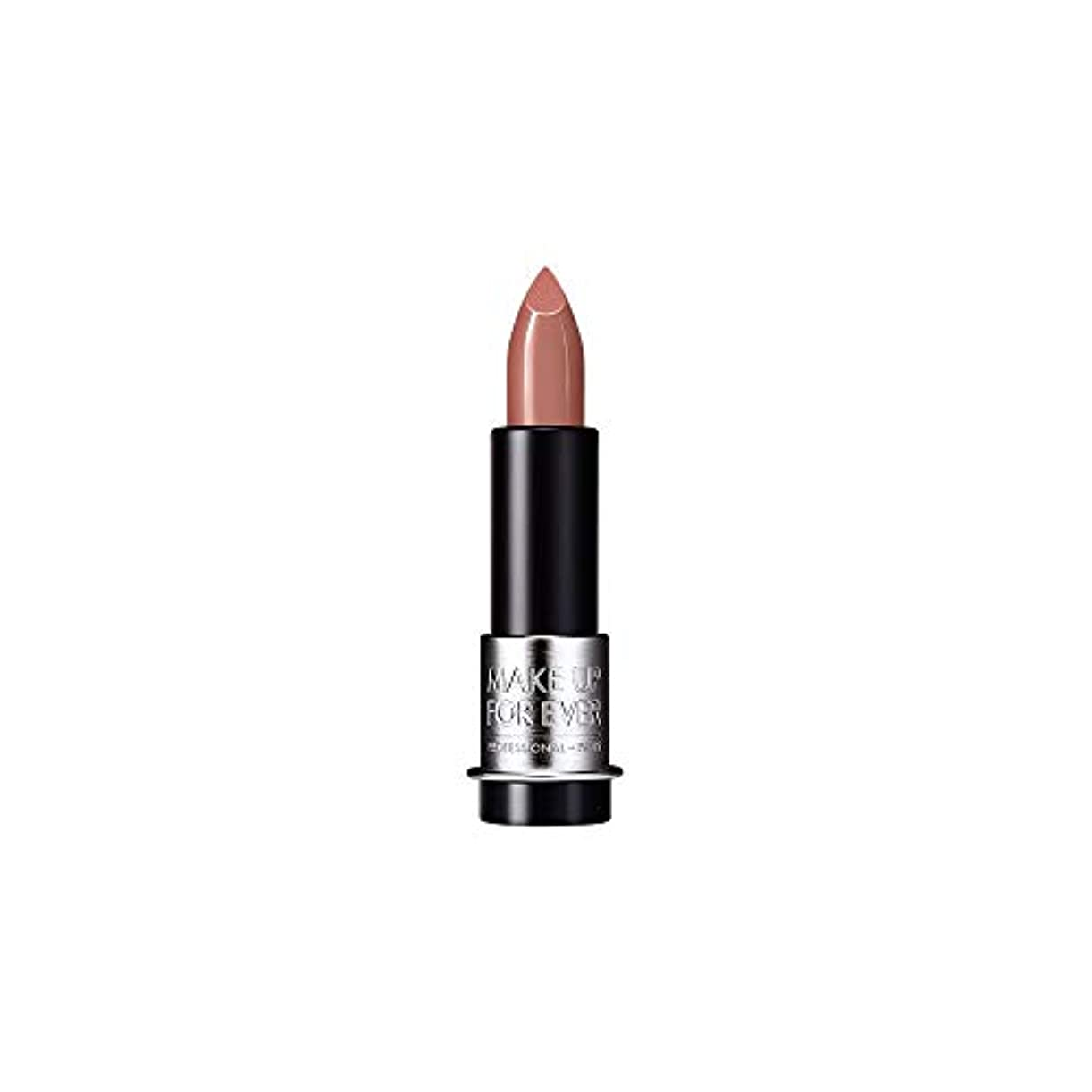 目的パターン習熟度[MAKE UP FOR EVER] キャラメルベージュ - これまでアーティストルージュマット口紅3.5グラムのM101を補います - MAKE UP FOR EVER Artist Rouge Mat Lipstick 3.5g M101 - Caramel Beige [並行輸入品]