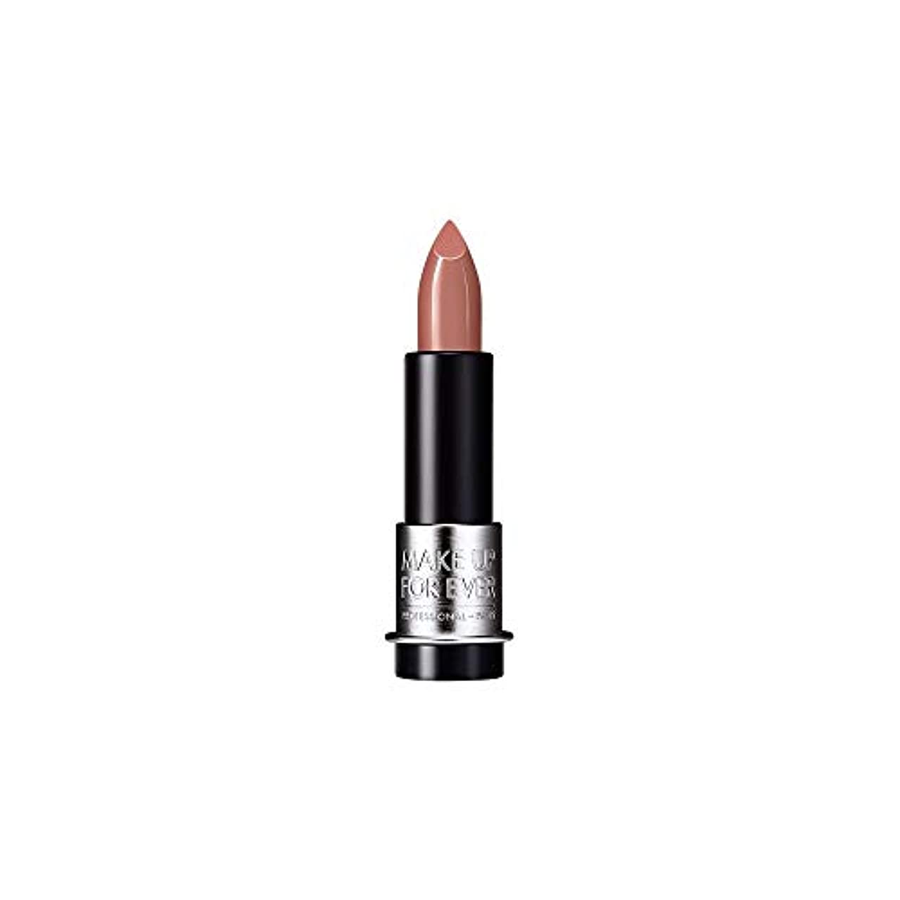 禁止する静かに自発的[MAKE UP FOR EVER] キャラメルベージュ - これまでアーティストルージュマット口紅3.5グラムのM101を補います - MAKE UP FOR EVER Artist Rouge Mat Lipstick...