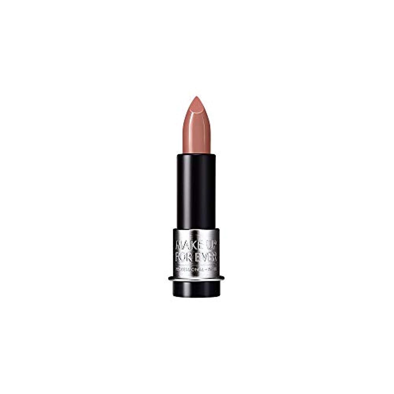 タイピスト文落とし穴[MAKE UP FOR EVER] キャラメルベージュ - これまでアーティストルージュマット口紅3.5グラムのM101を補います - MAKE UP FOR EVER Artist Rouge Mat Lipstick...