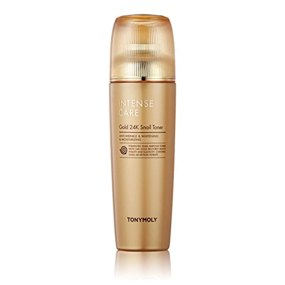 俳句ナラーバー書誌トニーモリー Tonymoly Intense Care Gold 24K snail Toner