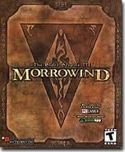 The elder scrolls III morrowind (輸入版)