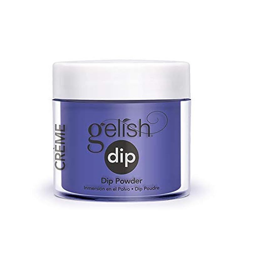 グリットウェブ欠席Harmony Gelish - Acrylic Dip Powder - Making Waves - 23g / 0.8oz