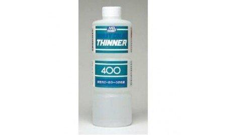 クレオス  水性ホビーカラーうすめ液 400ml T111