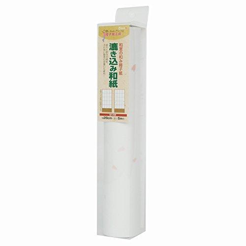大直(ONAO) 和室の和み障子紙 漉き込み和紙 さくら S-02
