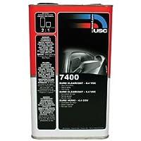 U. S. Chemical & Plastics USC-7400-5 4.2 VOC Euro Clearcoat