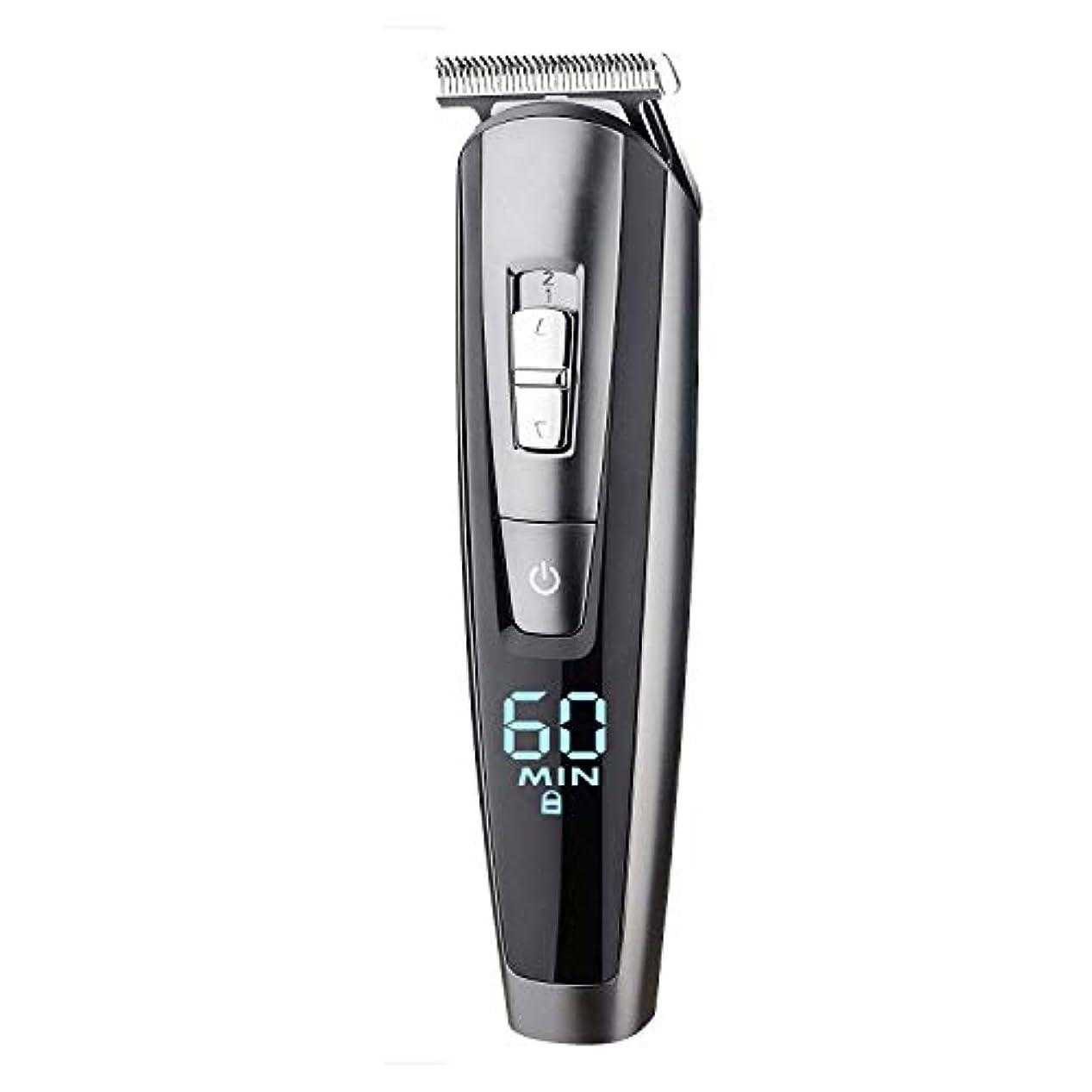 ひげトリマー男性用コードレス口ひげボディトリマーヘアトリマートリマーキット精密トリマー鼻毛トリマー防水USB充電式