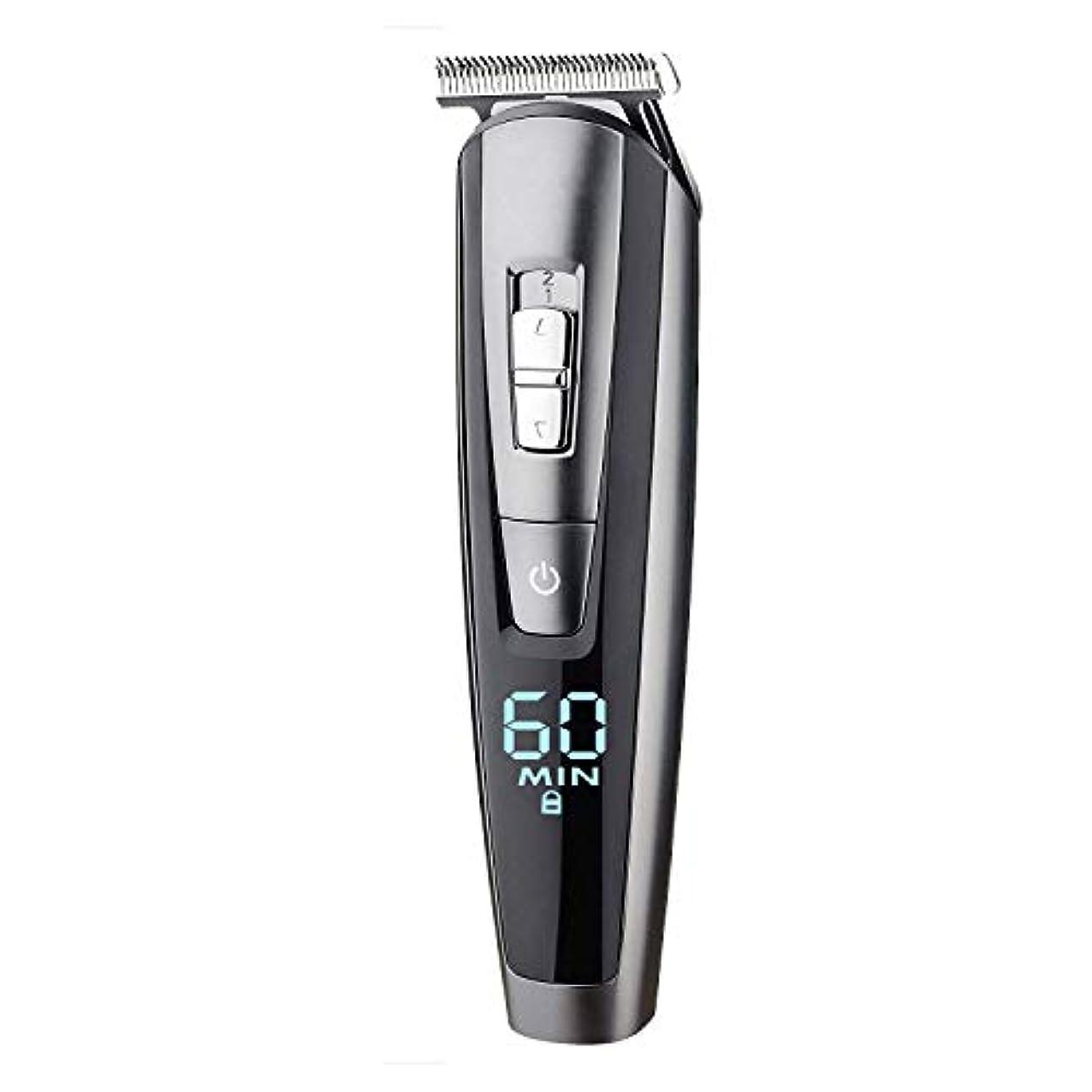 三十余裕があるみぞれひげトリマー男性用コードレス口ひげボディトリマーヘアトリマートリマーキット精密トリマー鼻毛トリマー防水USB充電式