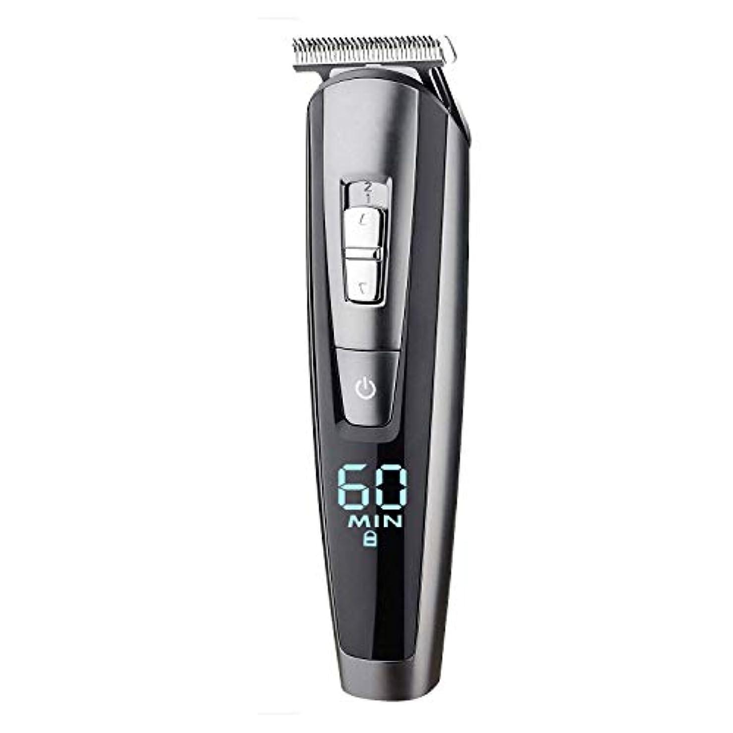 毎日秋カバレッジひげトリマー男性用コードレス口ひげボディトリマーヘアトリマートリマーキット精密トリマー鼻毛トリマー防水USB充電式
