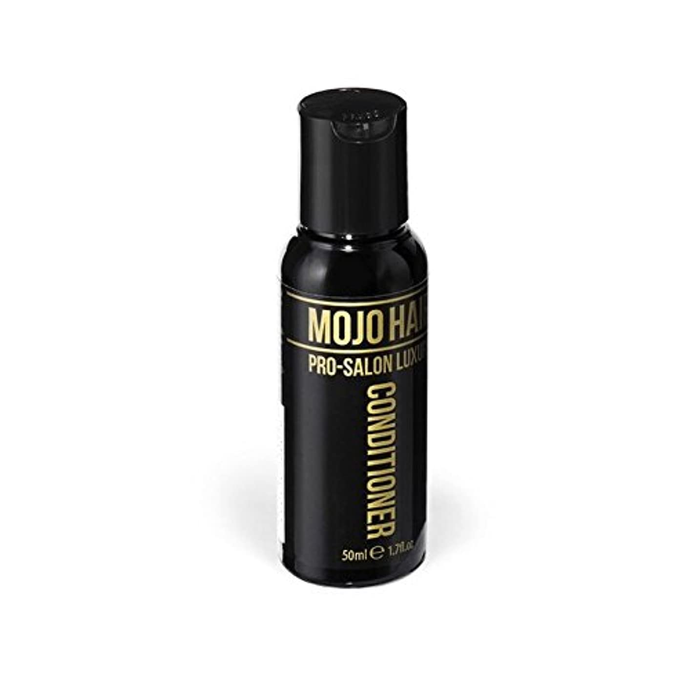 主流ポスター文字Mojo Hair Pro-Salon Luxury Conditioner (50ml) (Pack of 6) - モジョの毛プロのサロンの贅沢なコンディショナー(50ミリリットル) x6 [並行輸入品]