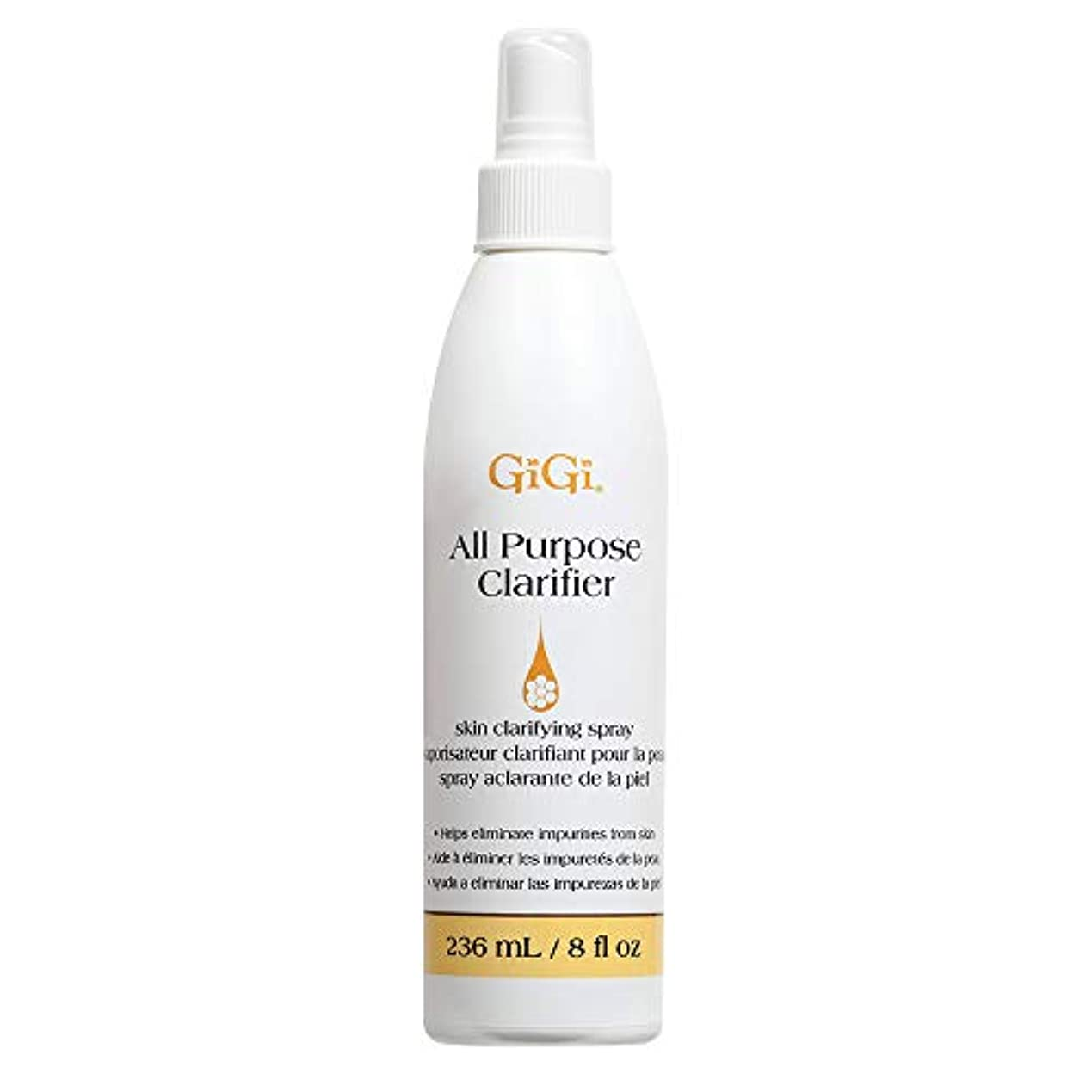 住所統計的文明化GIGI All Purpose Clarifier 8 oz by GiGi