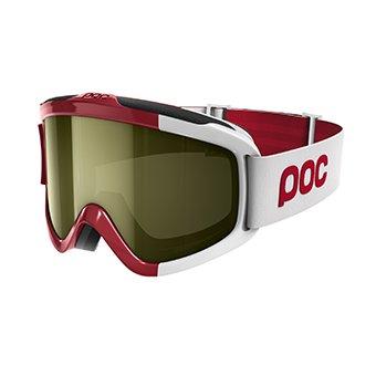 (Regular, Glucose Red) - POC Sports Iris Comp Goggles