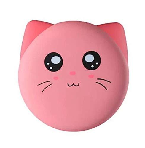充電式カイロ モバイルバッテリー 電気カイロ 猫 LEDライ...