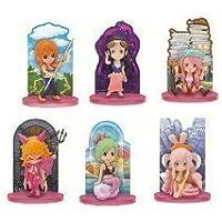 一番くじ ワンピース GIRLS COLLECTION I賞 カードスタンドフィギュア~GIRLS~ 6種セット