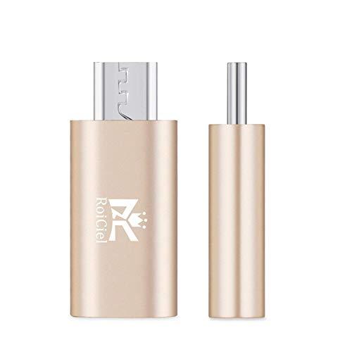 【2個セット】RoiCiel Lightning & USB...