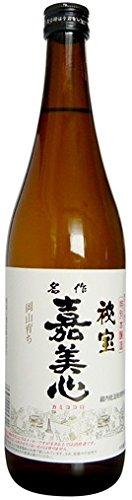 嘉美心 秘宝 特別本醸造 瓶 720ml