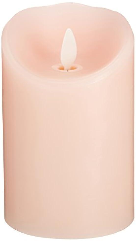 マーキング寝室を掃除するくしゃみLUMINARA(ルミナラ)ピラー3×4【ギフトボックスなし】 「 ピンク 」 03070010PK