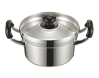 アルミ鋳物文化鍋 18cm(2.3L)/62-8167-47