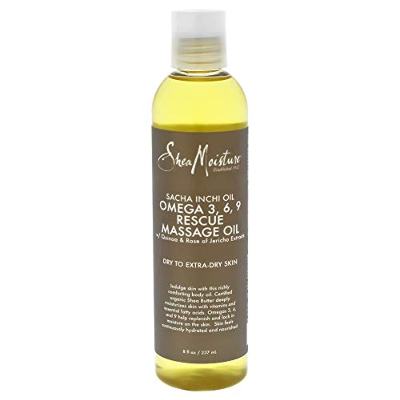 Sacha Inchi Oil Omega-3-6-9 Rescue Massage Oil