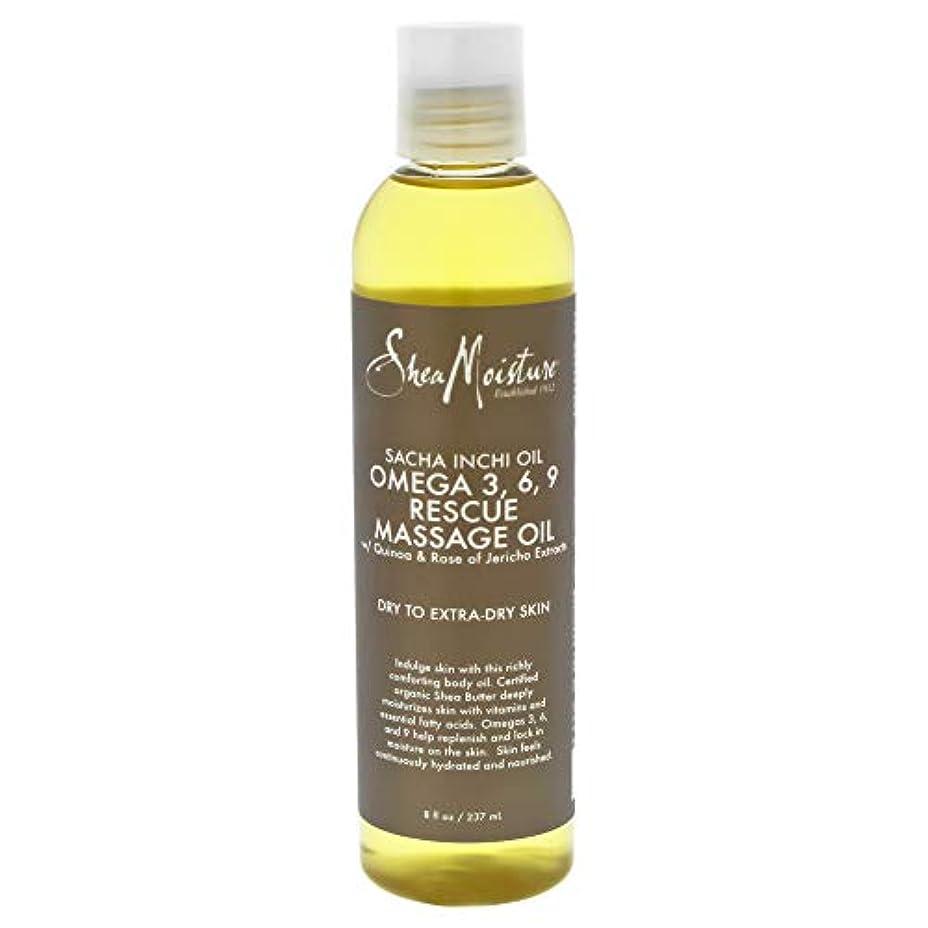 Sacha Inchi Oil Omega-3-6-9 Rescue Massage Oil