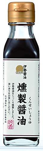 伊勢醤油 燻製醤油 115ml ×2本