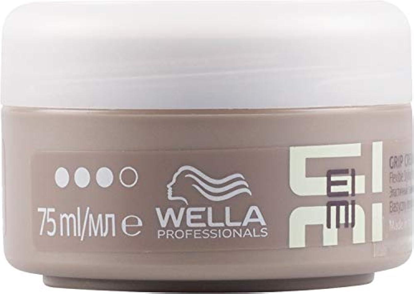 取り替えるに付ける却下するウエラ アイミィ グリップ クリーム Wella EIMI Grip Cream 75 ml [並行輸入品]