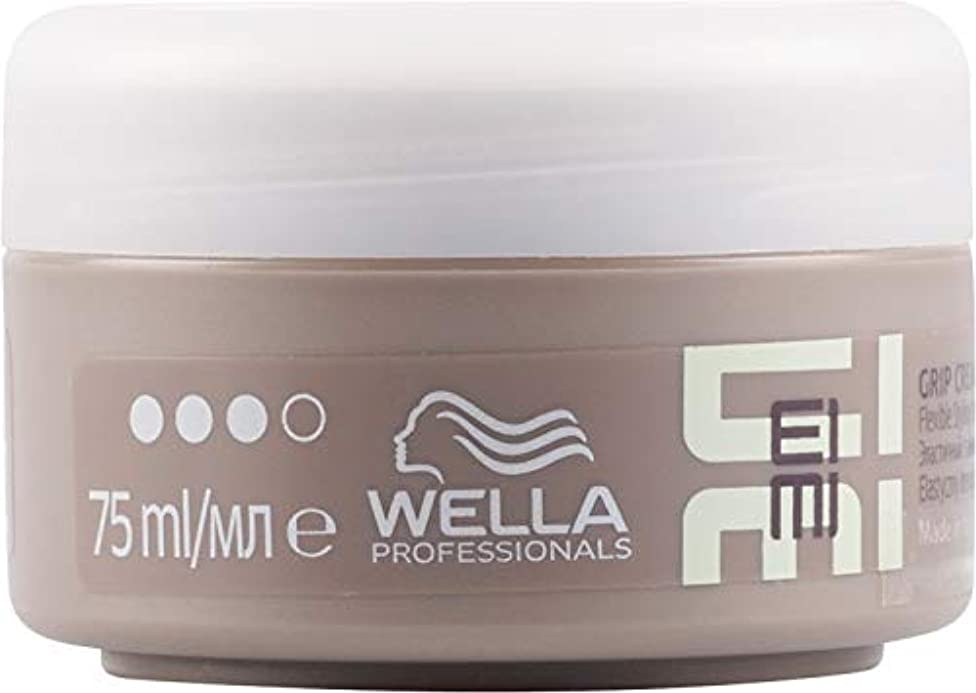 キャベツ服廃止ウエラ アイミィ グリップ クリーム Wella EIMI Grip Cream 75 ml [並行輸入品]