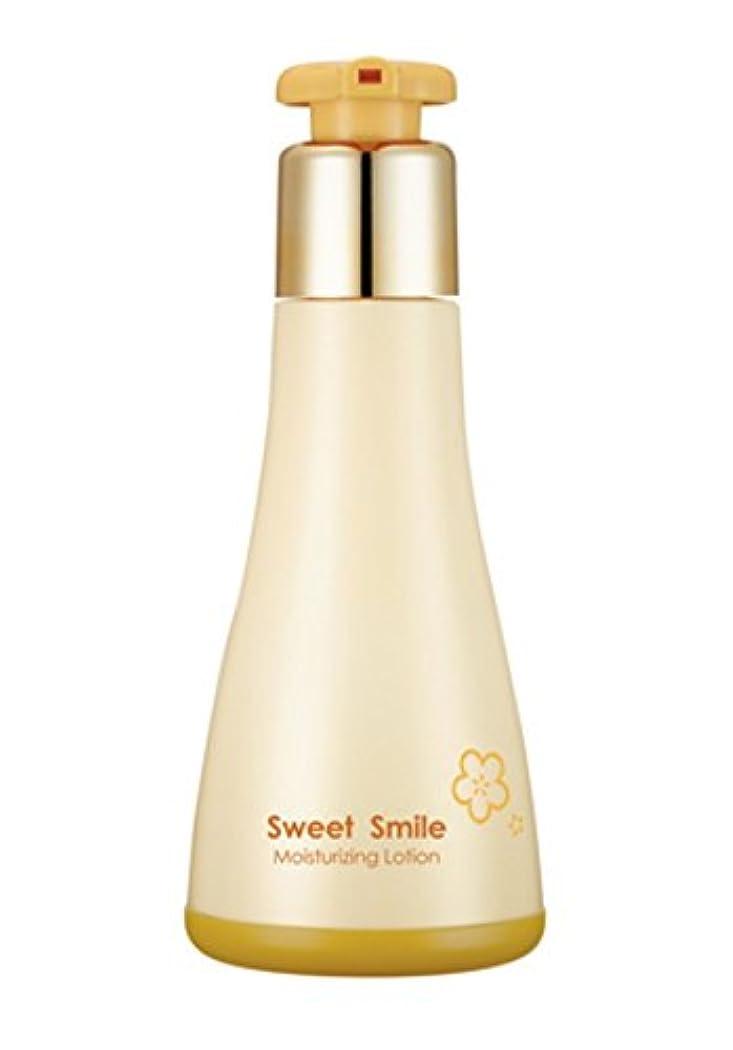 ハチ性的コンクリート[New] su:m37° Sweet Smile Moisturizing Lotion 250ml/スム37° スイート スマイル モイスチャライジング ローション 250ml