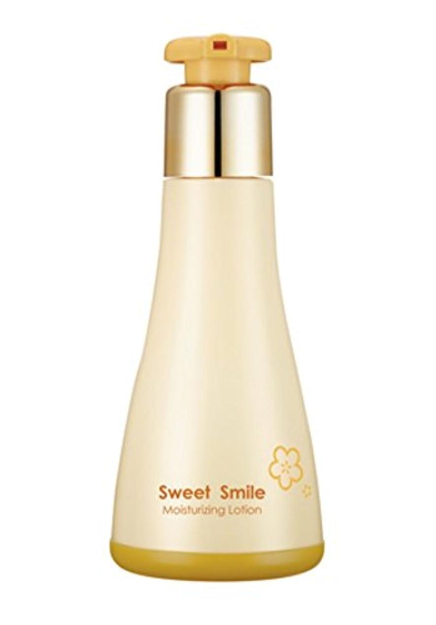 喉頭含意運搬[New] su:m37° Sweet Smile Moisturizing Lotion 250ml/スム37° スイート スマイル モイスチャライジング ローション 250ml